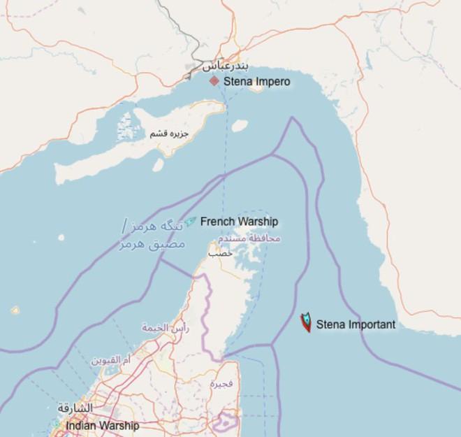 Tàu Iran bất ngờ phát tín hiệu khẩn cấp ở biển Caspian - Những giờ phút gay cấn, chạy đua với thời gian - Ảnh 8.