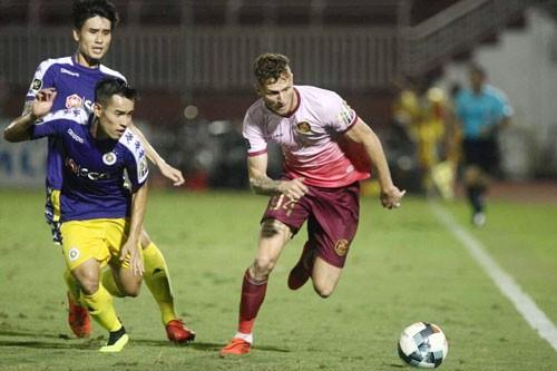 Cháy vé trận CLB TP HCM - Hà Nội FC - Ảnh 1.