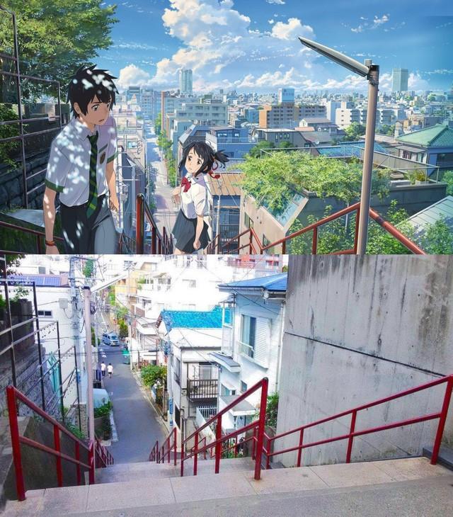 5 bộ anime sở hữu khung cảnh đẹp đến mê mẩn khiến ai cũng thích - Ảnh 1.