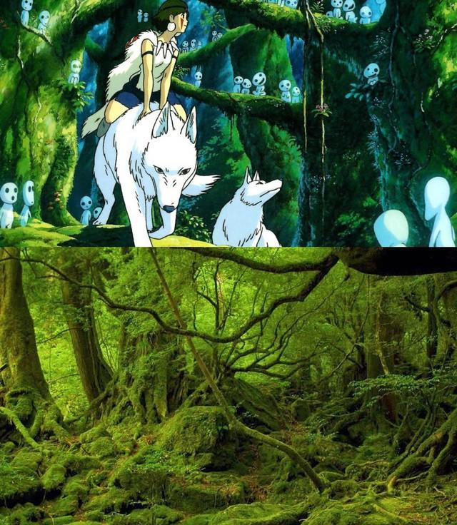 5 bộ anime sở hữu khung cảnh đẹp đến mê mẩn khiến ai cũng thích - Ảnh 17.