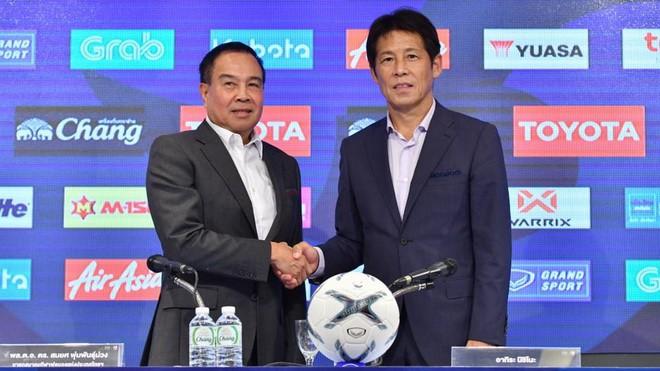 HLV Akira Nishino và 4 điểm tương đồng Park Hang Seo khi mới dẫn dắt tuyển Việt Nam - Ảnh 3.