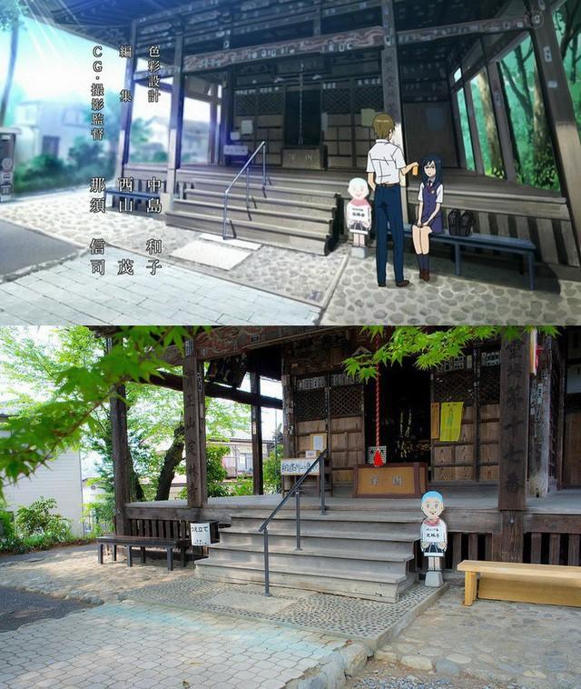 5 bộ anime sở hữu khung cảnh đẹp đến mê mẩn khiến ai cũng thích - Ảnh 23.