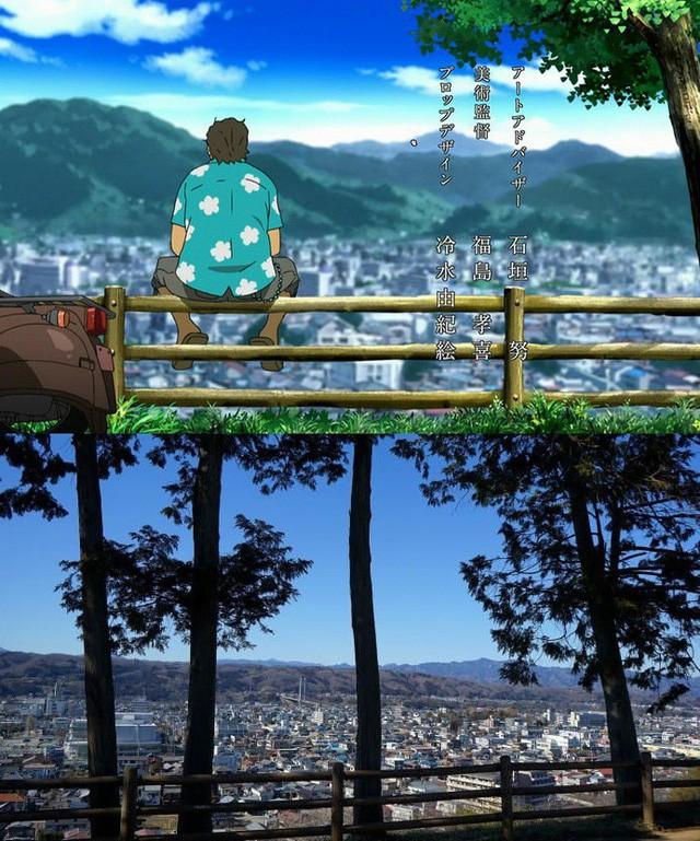 5 bộ anime sở hữu khung cảnh đẹp đến mê mẩn khiến ai cũng thích - Ảnh 24.