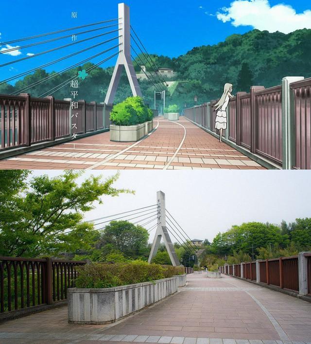 5 bộ anime sở hữu khung cảnh đẹp đến mê mẩn khiến ai cũng thích - Ảnh 25.