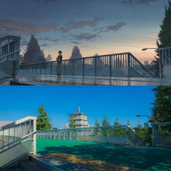5 bộ anime sở hữu khung cảnh đẹp đến mê mẩn khiến ai cũng thích - Ảnh 4.