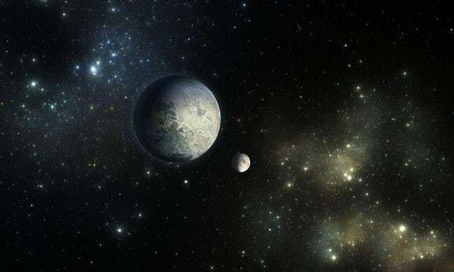 Những bí mật về vũ trụ khiến bạn sững sờ - Ảnh 4.