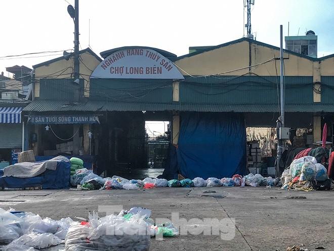 Chợ Long Biên ngày trùm bảo kê Hưng kính nhận án 48 tháng tù - Ảnh 5.