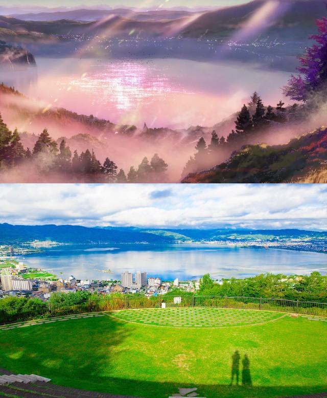 5 bộ anime sở hữu khung cảnh đẹp đến mê mẩn khiến ai cũng thích - Ảnh 9.