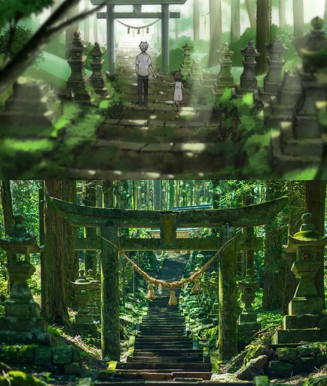 5 bộ anime sở hữu khung cảnh đẹp đến mê mẩn khiến ai cũng thích - Ảnh 10.
