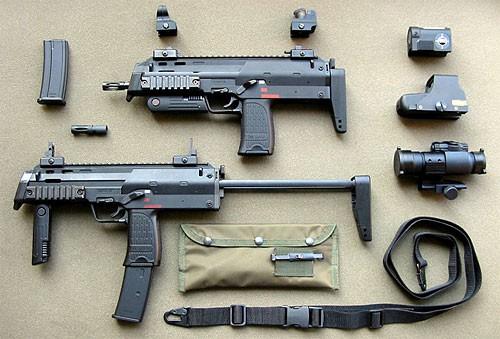 Tương lai chiến tranh đô thị thế kỷ 21: Sự thống trị của 6 loại súng tiểu liên? - Ảnh 6.