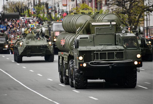"""""""Bước lùi"""" bất ngờ của Mỹ với Thổ Nhĩ Kỳ về thương vụ mua S-400 của Nga - Ảnh 1."""