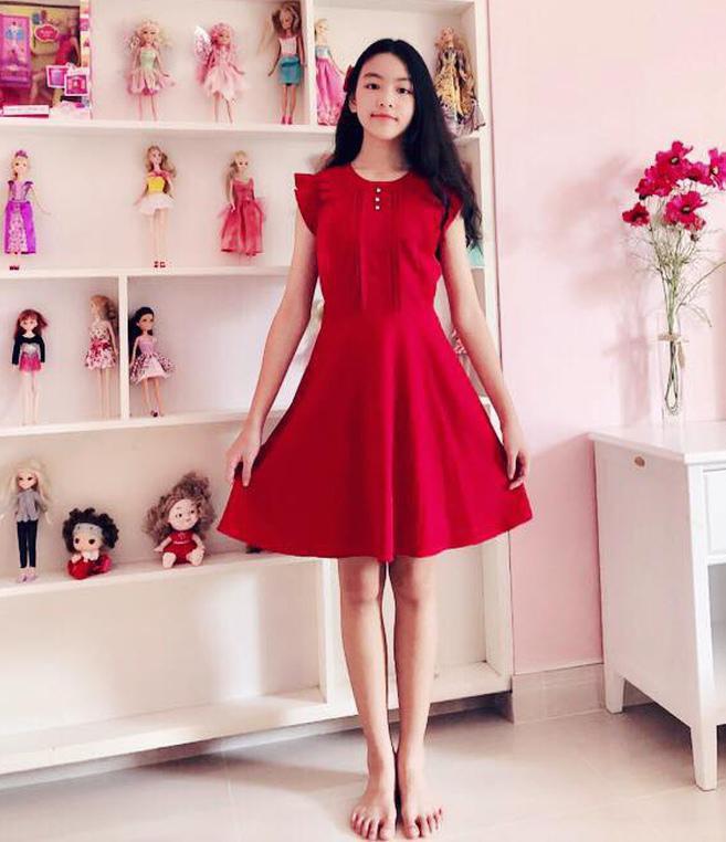 Điểm mặt hội ái nữ nhà sao Việt, con gái Quyền Linh được khen nức nở, dự đoán là Hoa hậu tương lai - Ảnh 11.