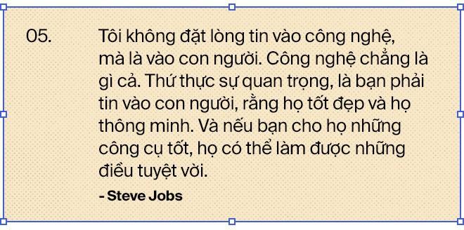 Steve Jobs: Kẻ mù code, mù công nghệ và bài học để đời cho cả thế giới hi-tech - Ảnh 18.