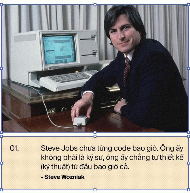 Steve Jobs: Kẻ mù code, mù công nghệ và bài học để đời cho cả thế giới hi-tech - Ảnh 2.