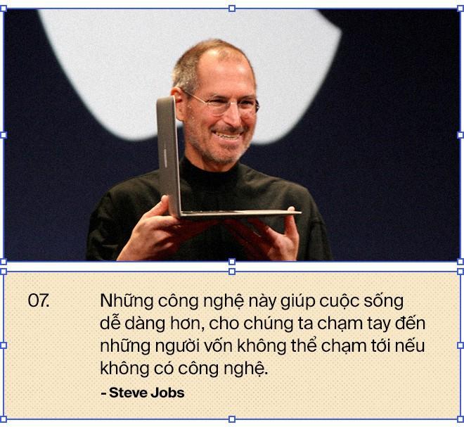 Steve Jobs: Kẻ mù code, mù công nghệ và bài học để đời cho cả thế giới hi-tech - Ảnh 24.