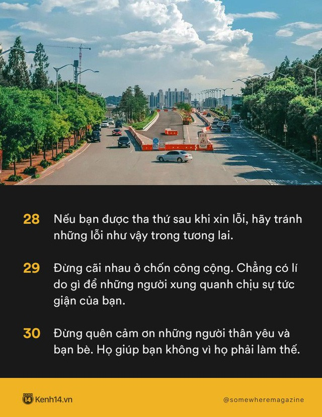 Không cần biết nhiều chỉ cần biết điều: Nằm lòng 30 quy tắc để không bao giờ biến mình thành kẻ bất lịch sự - Ảnh 10.