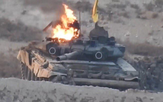 Sự thật gây sốc: 60% số xe tăng T-90 của Quân đội Syria đã bị phá hủy? - Ảnh 1.