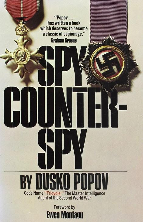 """Điệp viên hai mang """"xỏ mũi"""" Cơ quan Tình báo Đức Quốc xã - Ảnh 4."""