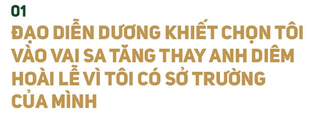 ĐỘC QUYỀN: Phỏng vấn Sa Tăng tại Bắc Kinh, sự thật về vai diễn bị chê nhạt nhất Tây Du Ký - Ảnh 4.