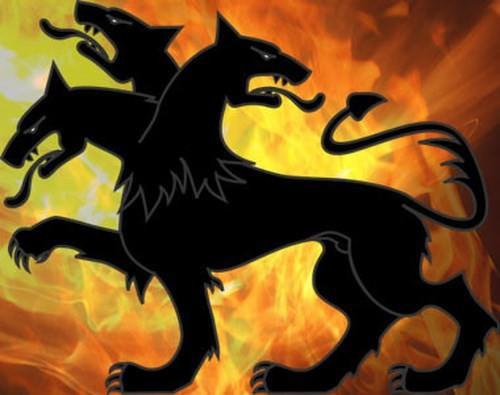 Chó quỷ 3 đầu Cerberus và những loài quái vật đáng sợ nhất dưới địa ngục - Ảnh 2.