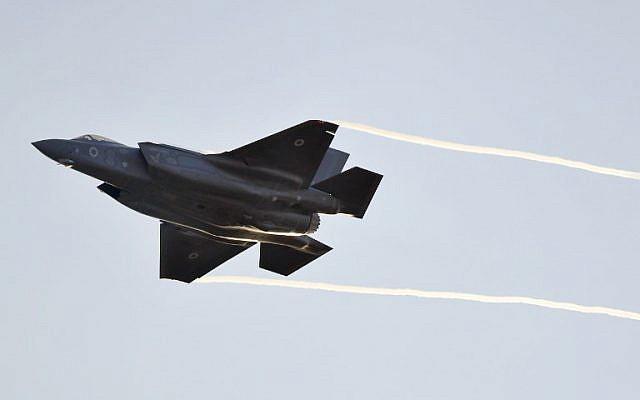 F-35 Israel liên tiếp tung đòn tấn công hủy diệt kho tên lửa của Iran - Ảnh 1.