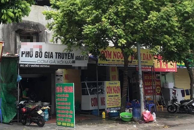 Xuất hiện thêm đoạn phố chưa đặt tên nhưng được gắn biển hiệu đường Huyndai ở Hà Nội - ảnh 2