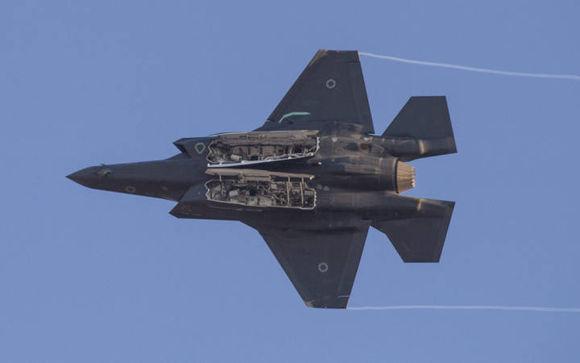 F-35 Israel giội bom Iraq để hủy diệt tên lửa Iran: Chiêu trò che mắt cả Trung Đông? - ảnh 1