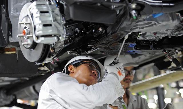 Báo Trung Quốc nói gì về Vinfast và tiềm năng cạnh tranh với công nghiệp ô tô Thái Lan của Việt Nam? - Ảnh 1.