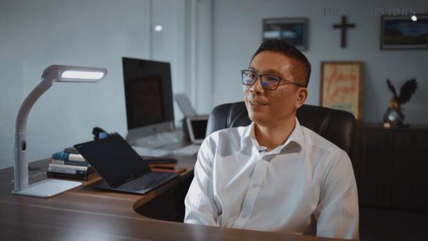 Bị bạn gái chê anh mãi là nhân viên vệ sinh, người đàn ông trở thành CEO công ty vệ sinh có doanh thu nghìn tỷ - Ảnh 3.