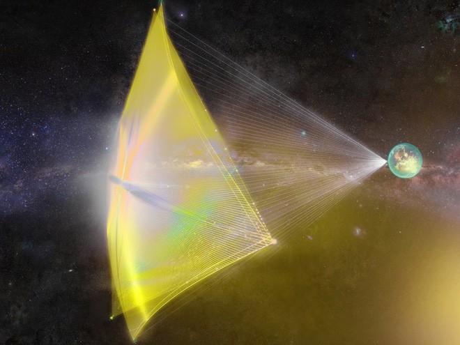 Mời bạn xem video do NASA làm để thấy tốc độ ánh sáng chậm chạp đến thế nào - Ảnh 1.