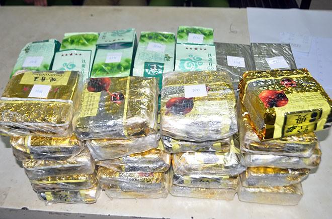 Bắt giữ 4 đối tượng trong đường dây ma túy số lượng lớn xuyên quốc gia - Ảnh 3.