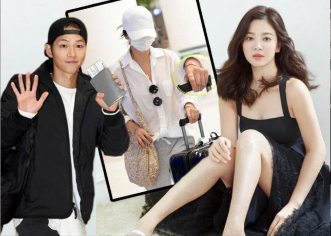 NÓNG: Động thái của anh trai Song Joong Ki ám chỉ Song Hye Kyo làm điều khuất tất sau lưng gây bão - Ảnh 3.