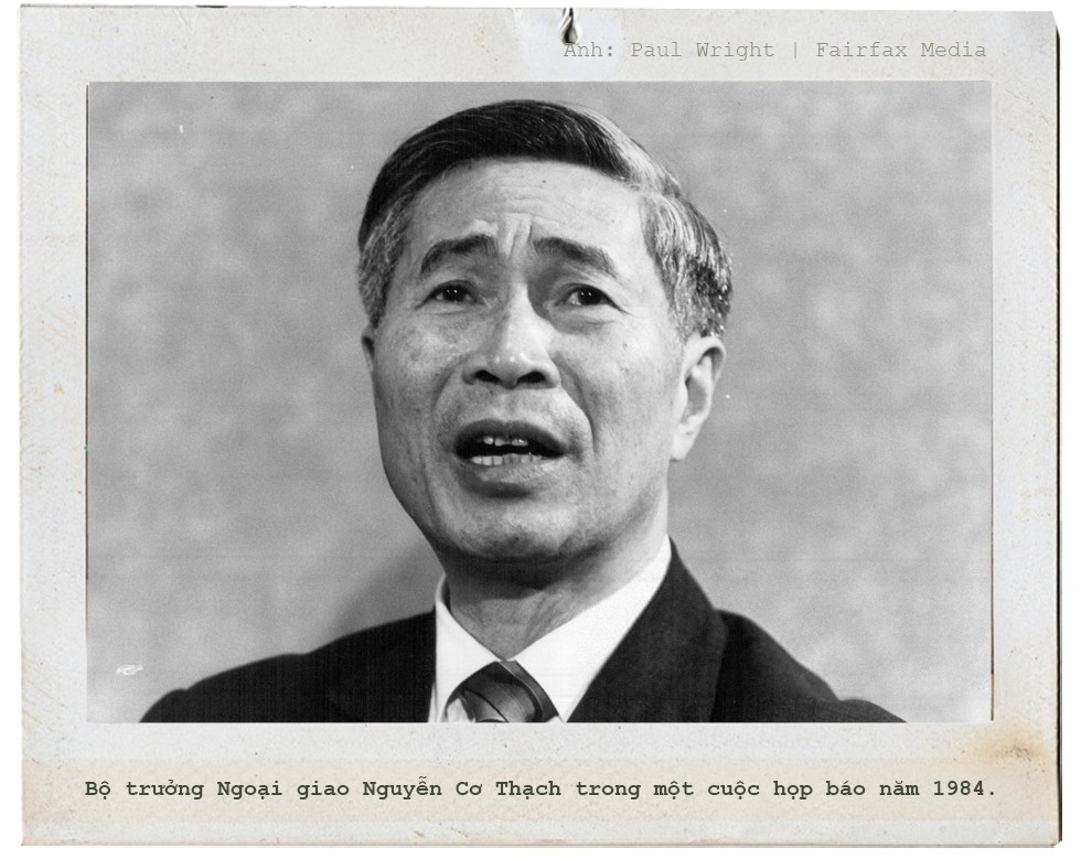 Ông Nguyễn Cơ Thạch và những cuộc đấu trí ở LHQ giải vây cho Việt Nam - Ảnh 16.