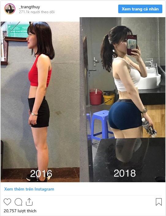Cô gái Việt Nam lột xác với thân hình quyến rũ được báo Trung Quốc hết lời khen ngợi - Ảnh 4.
