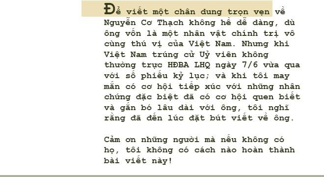 Ông Nguyễn Cơ Thạch và những cuộc đấu trí ở LHQ giải vây cho Việt Nam - Ảnh 1.