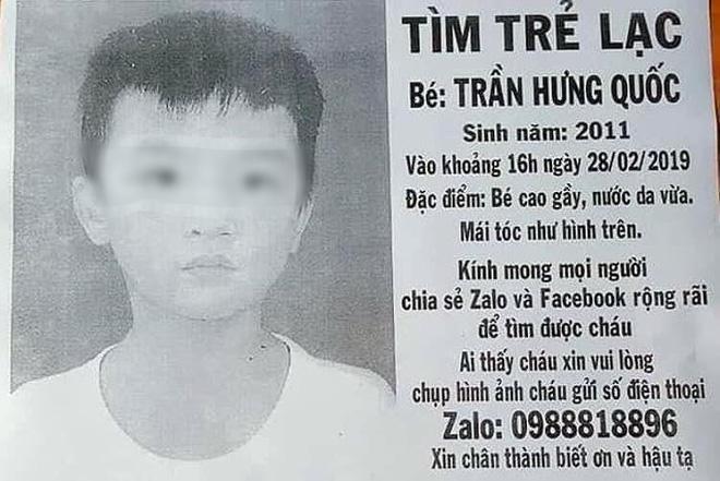 Phía sau chuyện cha tìm con khắp Sài Gòn: Bé trai từng cương quyết giấu thông tin về cha - Ảnh 1.