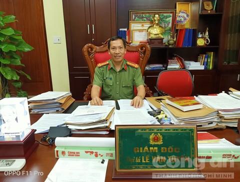 Hành trình phá đường dây xăng giả của đại gia Trịnh Sướng - Ảnh 1.