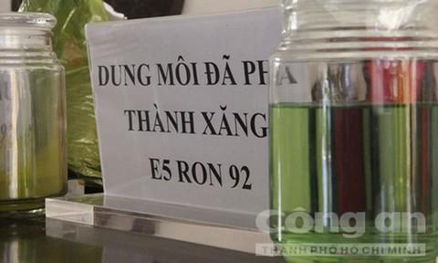 Hành trình phá đường dây xăng giả của đại gia Trịnh Sướng - Ảnh 3.