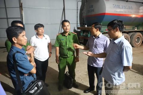 Hành trình phá đường dây xăng giả của đại gia Trịnh Sướng - Ảnh 7.
