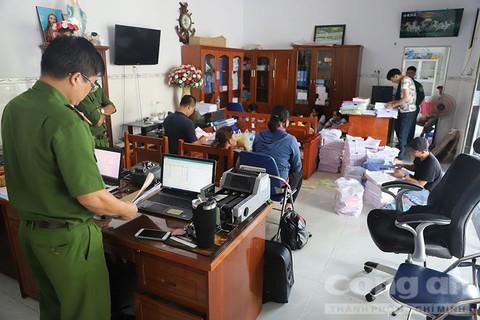 Hành trình phá đường dây xăng giả của đại gia Trịnh Sướng - Ảnh 9.
