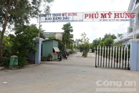 Hành trình phá đường dây xăng giả của đại gia Trịnh Sướng - Ảnh 10.