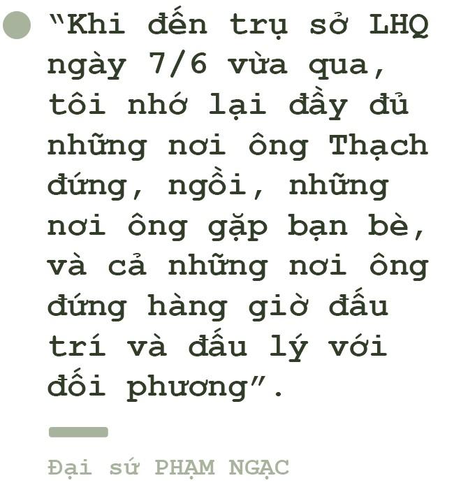 Ông Nguyễn Cơ Thạch và những cuộc đấu trí ở LHQ giải vây cho Việt Nam - Ảnh 3.