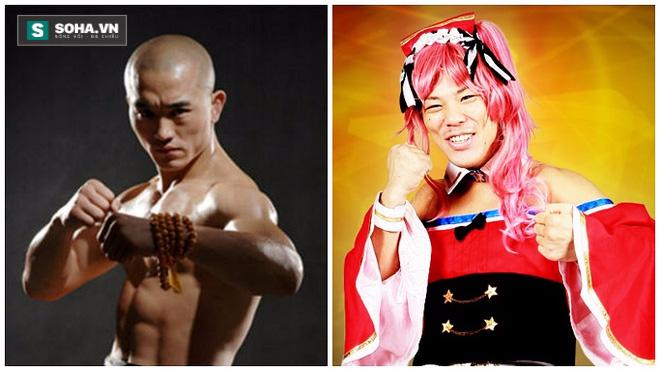 """Mặc kệ Flores thách đấu, Từ Hiểu Đông sắp tỉ thí """"võ sĩ giả gái"""" khét tiếng của Nhật Bản - Ảnh 1."""