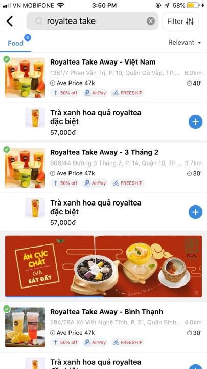 """Uống thử trà sữa... """"Fake"""" ẩn mình sau các ứng dụng đặt hàng online, pha chế thủ công và giá chỉ bằng 1/2 hàng thật - Ảnh 3."""