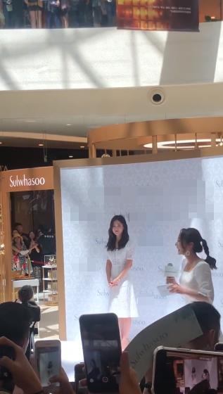 Sau lời xác nhận ly hôn, đây là câu nói đầu tiên của Song Hye Kyo khi đứng trước công chúng - Ảnh 1.