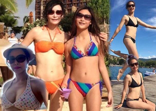 Hoa hậu phim nóng Hong Kong: Đổi đời nhờ lấy đại gia, có con gái bốc lửa hơn cả mẹ - Ảnh 6.