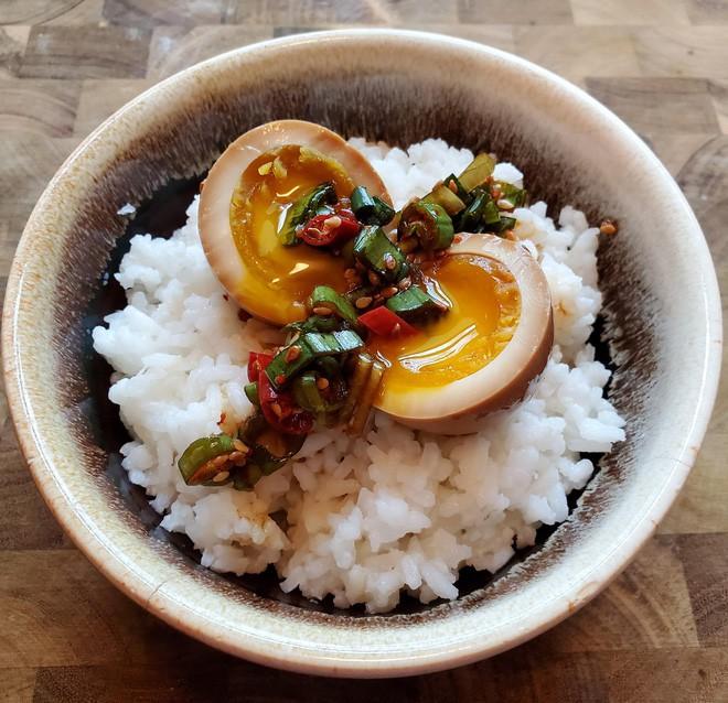 Lạ kỳ món trứng gây nghiện đến mức có cái tên là trứng thuốc phiện ở Hàn Quốc - Ảnh 3.