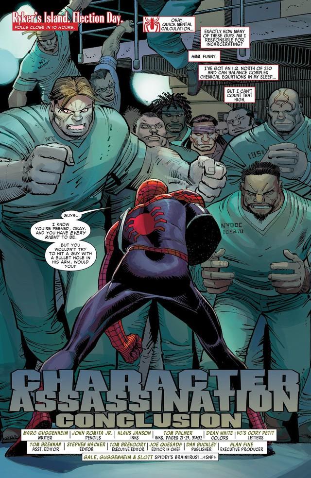 Người nhện, siêu anh hùng thiên tài thực sự thông minh tới cỡ nào? - Ảnh 1.