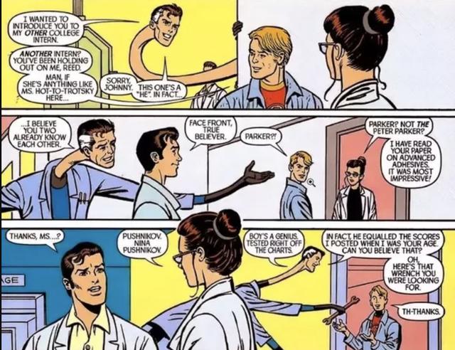 Người nhện, siêu anh hùng thiên tài thực sự thông minh tới cỡ nào? - Ảnh 2.