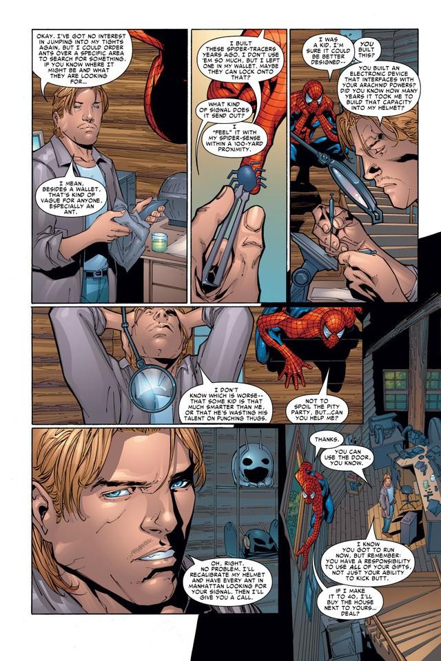 Người nhện, siêu anh hùng thiên tài thực sự thông minh tới cỡ nào? - Ảnh 3.